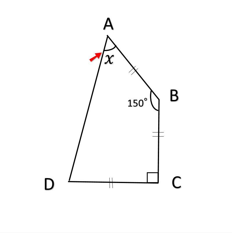5分で問題解決。仕事のヒントになる数学オリンピック図形の補助線