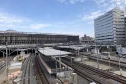 新大阪駅 by iPhone X