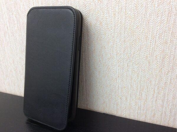 立てかけiPhone X