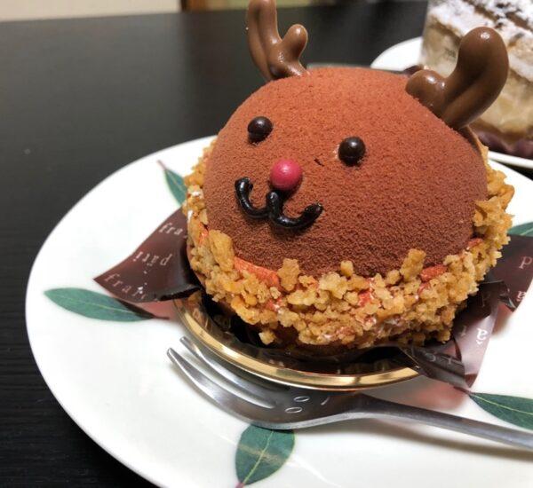 sweets reindeer